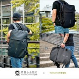 Nayo Smart Nayo EXP 後背包 | 商務/通勤/輕旅行,有了這一咖就搞定!後背包界的變形金剛。