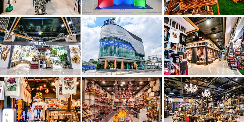 泰國曼谷購物掃貨必去 | Mixt Chatuchak曼谷室內版恰圖恰商場,有冷氣吹、商品便宜多樣化、美食街餐廳好吃不貴,天天都有營業哦。