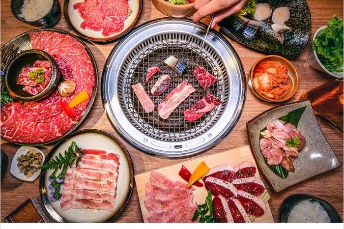 台中南屯燒肉店 | 澄居烤物燒肉-有質感的日式燒肉店,肉量多,新鮮好吃,M9和牛、安格斯牛小排、櫻桃鴨胸、松阪豬、精選烤物,通通吃的到。