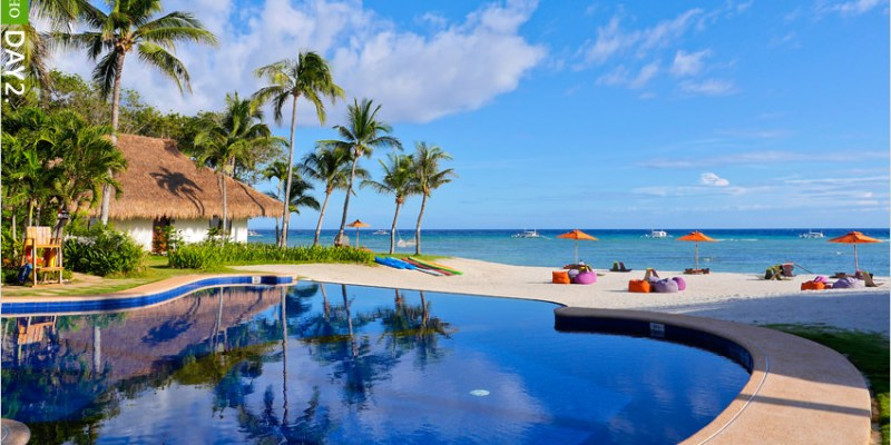 [菲律賓薄荷島住宿]South Palms Resort Panglao 南方棕櫚渡假村。超優質5星級飯店、離進場近,無敵海景,Momo海灘、Dumaluan海灘、White Beach近在咫尺。