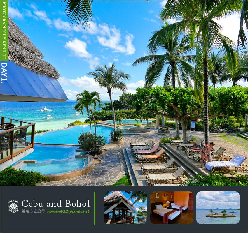 [菲律賓薄荷島住宿]PANGLAO ISLAND NATURE RESORT & SPA渡假村,彷彿住在原始叢林與無敵海景的世界裡 @來薄荷島超推薦的住宿飯店。