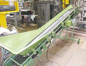 rubber belt conveyor 07