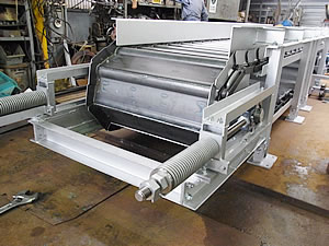 Chain apron conveyer 2