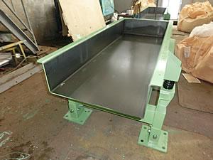Vibration conveyor 3