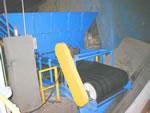 hopper belt conveyor