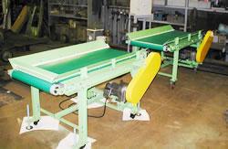 resin belt conveyor 2