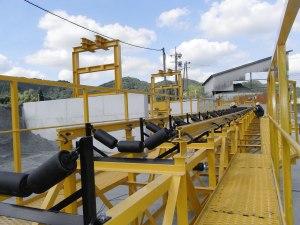 hanging typed carrier roller belt conveyo KENKI 8/10/2018