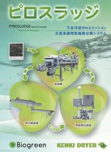 Pyrosludge カタログ