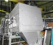 連続ベルトコンベヤ乾燥機 3号機