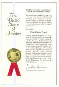 米国 特許書 2件目 KENKI DRYER 2018.5.26