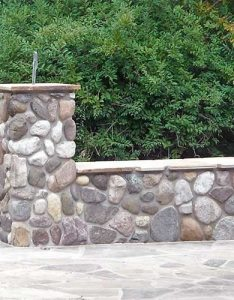 Decorative stone wall also walls gates and signs rh kenklemmemasonry