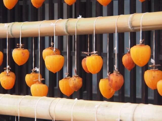 日本の伝統食「干し柿」の優れた栄養効果と特性5選