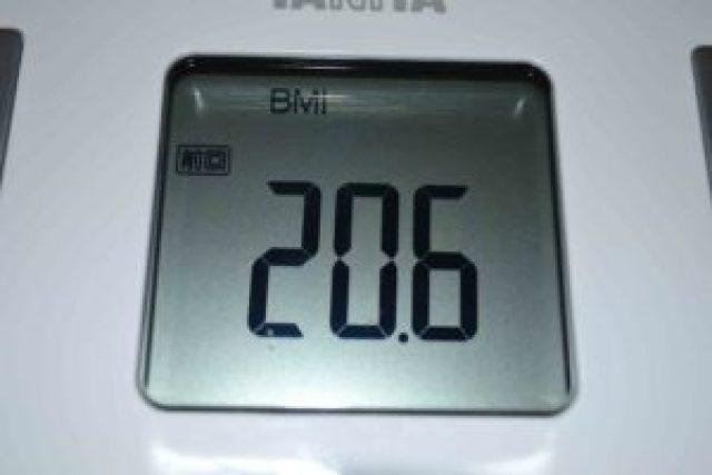 体組成計 BMI