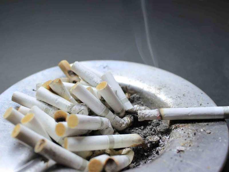 活性酸素 タバコ