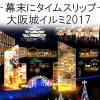 大阪城イルミナージュ2017-2018の最寄り駅・入場料は?当日券や口コミも