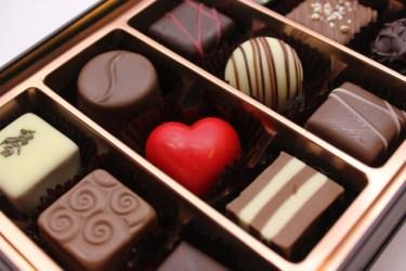 チョコレートの種類&カフェインレスとノンカフェインの違い