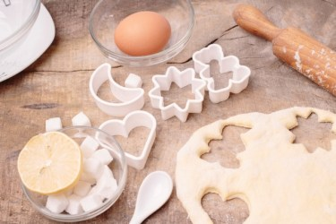 小麦粉はお菓子作りでも活躍!簡単&ヘルシーなクッキー作り