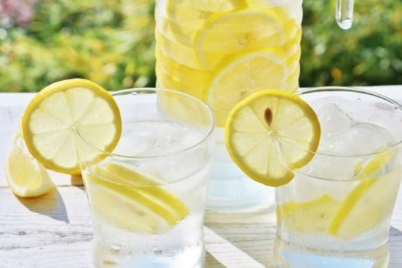 レモンの輪切りをアレンジしよう!きれいに切るコツは?