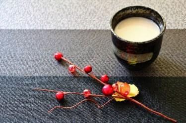 甘酒は酒粕と米麹の2種類ある?美味しい飲み方をご紹介!