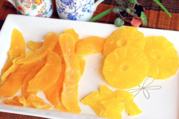 オーガニックドライフルーツのマンゴーの効果・効能は?