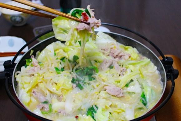 味噌鍋の具材に最適なのがキャベツ!レシピをご紹介!