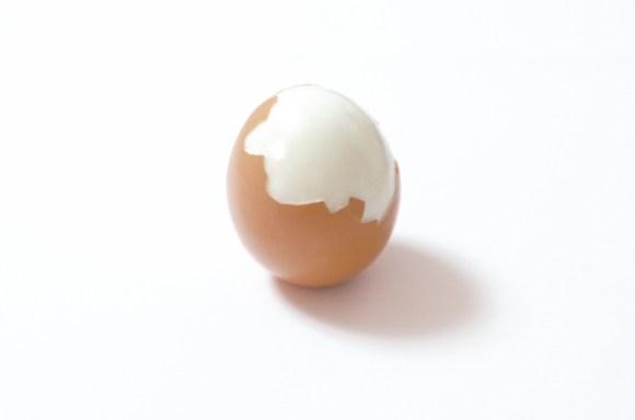 忙しくても電子レンジを使って卵を割るだけ簡単調理をご紹介