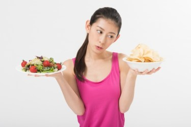 食生活改善でダイエット!一人暮らし女性にお勧めの簡単調理