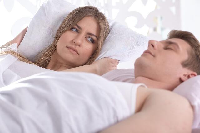 いびきの原因は主に疲れから いびきと疲れの関係とは?