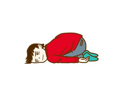 ストレスによる急性胃腸炎