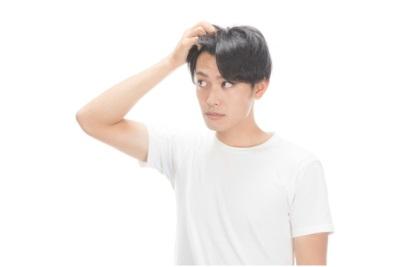 髪質が改善した男性