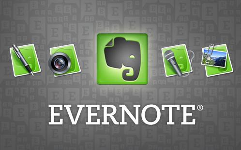 Evernote Logo / Brand
