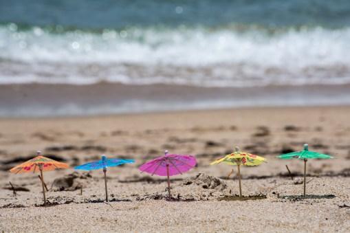 Umbrella Beach 3