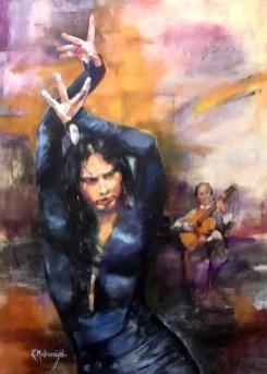 Eleni flamenco