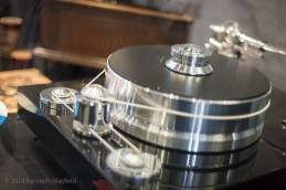 Edison and modern turntables