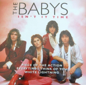 The Babys - Isn't It Time