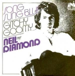 Neil Diamond -  Song Song Blue