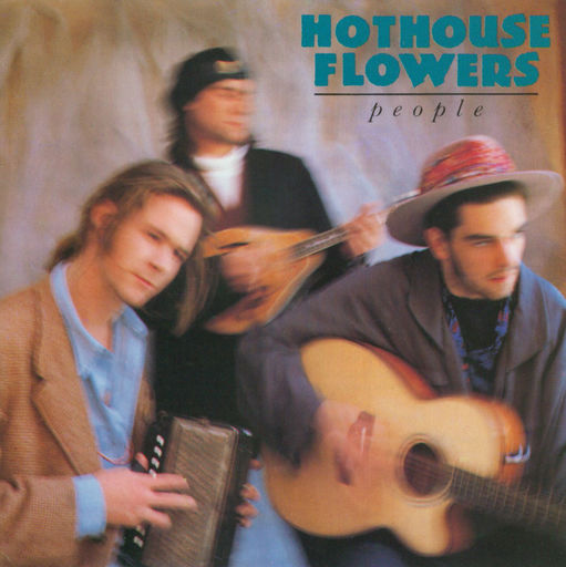 Hothouse Flowers - Hallelujah Jordan