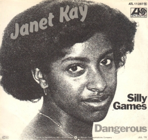 Janet Kay - Silly Games
