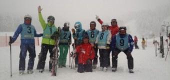 積雪130センチ、気温マイナス1×度