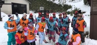 清秀中学校スキー研修2019