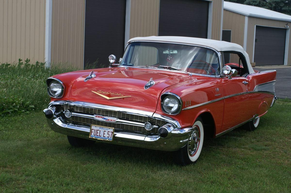 hight resolution of 1957 chevy bel air convertible fuel injected