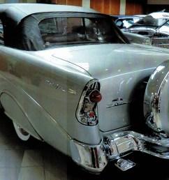 1956 chevrolet bel air convertible miss daisy  [ 5328 x 3410 Pixel ]