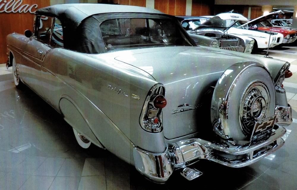 medium resolution of 1956 chevrolet bel air convertible miss daisy