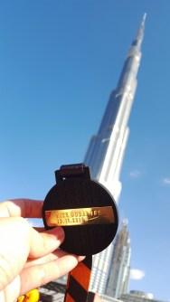 Nike Dubai Medal