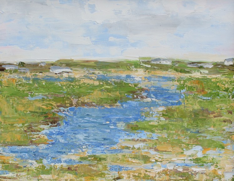 Salt Marsh, Nantucket