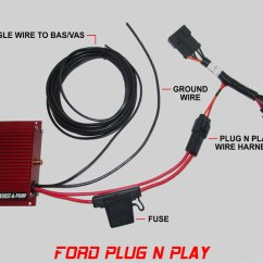 2010 Ford F150 Factory Stereo Wiring Diagram 2006 Mitsubishi Eclipse Car Radio Boost A Pump Kenne Bell Universal Splice Kits