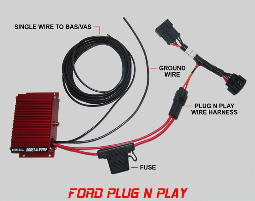 2010 ford f150 factory stereo wiring diagram 150cc gy6 boost a pump kenne bell universal splice kits