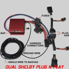 2010 Ford F150 Factory Stereo Wiring Diagram Mono Cable Boost A Pump Kenne Bell Universal Splice Kits