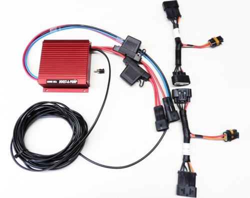 small resolution of boost a pump kenne bell dual fuel pump wiring harness for boost