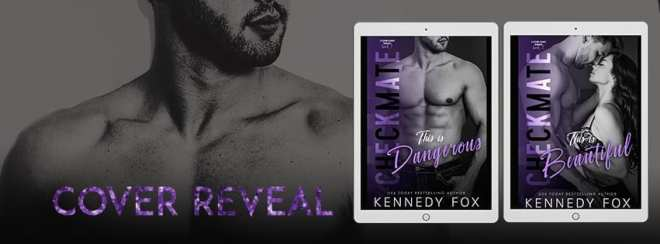 Cover Reveal Banner for Checkmate, This is Dangerous